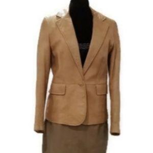 🇨🇦Daniel Leather Jacket US XS (more like